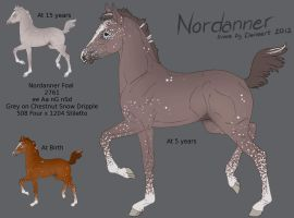 Foal 2761 Design by DemiWolfe-Stables