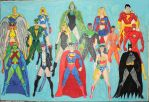 JLA Unlimited by NicoRiley