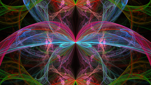 The 10-second fractal by grebnedlog