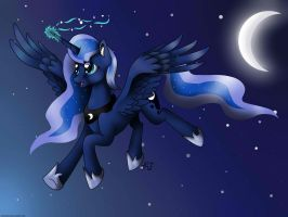 Princess of the Night by ArtyJoyful