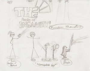 Realm of Insanity title 1