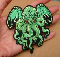 Cthulhu patches are here by missmonster