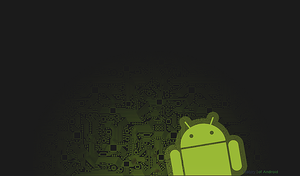 Robot Theme Android-TM by winaista