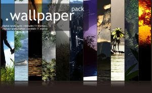 Wallpaper-Pack - Nature by MadPotato