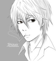 Shizuo Love by Sazzy-Bu