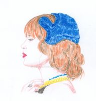 Florence Welch by Shayca