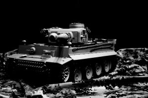 Tiger Tank by whateverman1579