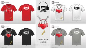 Love For Music by KR3UZL3R