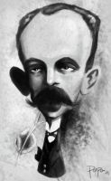 Jose Marti by Parpa