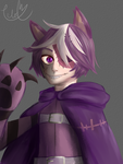 Cheshire Cat by CeloTheImpossible