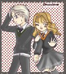 Dramione Strawberrie by hacques