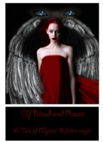 Of Blood and Roses :Bookcover by WyckedDreamsDesigns