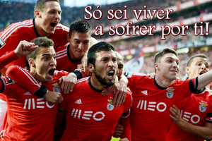 Benfica by Gominhos
