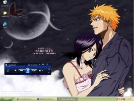 Ichigo and Rukia by xxxSweetDreamsxxx