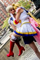 sailor uranus saves the day by ryoky28