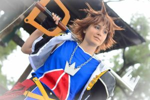 Sora - Key Hero by Sky-Alex