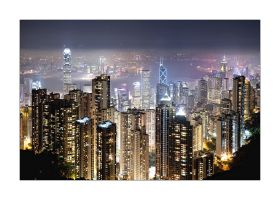 Hong Kong - Crowded by DanFreeman