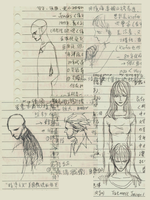2009 doodles on notebook by mick347