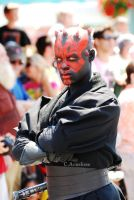 Darth Maul by CaitrinXlXAnneliese