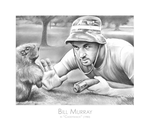 Bill Murray in Caddyshack 1980 by gregchapin