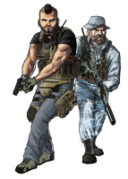 Them SAS boys by CreativeImages