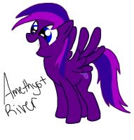 Amethyst River Adoptable by Irukalover1