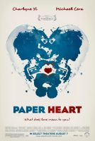 Paper Heart - Poster Contest by rachaelma