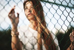 The Fence by MikeMonaghanPhoto