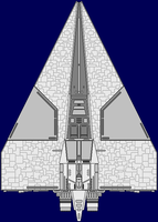 Acclamator Class Destroyer by captshade