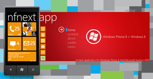 Windows Phone 8 + Windows 8 by NoFearl