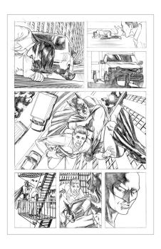 Batman Sample Page 2 by thejohnray