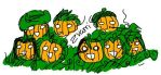 AA pumpkin patch by loveforkuja