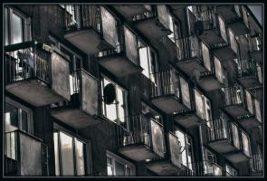 Living in a City by Riffo