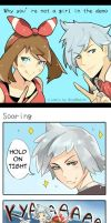 Why You're not a Girl in the ORAS Demo by GreyRadian