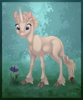 Little Unicorn by DolphyDolphiana