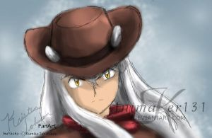 First Cowboy InuYasha by Animaker131