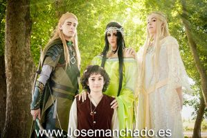 The Lord of the Rings by Zihark-cosplay