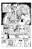 issue 3 inked seraphic page by plbcomics