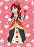 kairi queen of hearts by babyblisblink