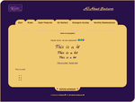 All-About-Features journal skin by Felizias
