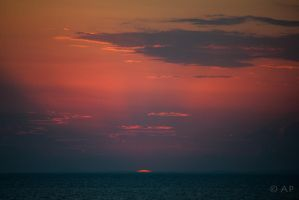 Classic Sunset by Rendever