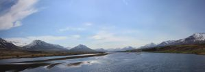 North Iceland pano by spartout
