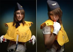 LIFE JACKETS by cabin-pressure