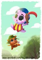 Adventures of the Gummi Bears by D3iv