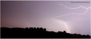 thunder over germany (Photographie by YakoubSarah) by JonyJey