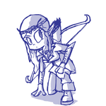 Pose3small by Undead-Niklos