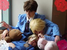 Nap time by cosplayersofoblivion