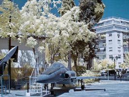 F-5 Infrared by agelisgeo