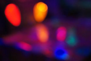 Colorful Bokeh 01 by R2krw9