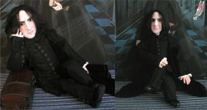 Snape Doll by Vulkanette